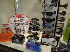Liberty Sport eyewear is a great way to protect the eyes of all ages in a wide range of outdoor sports and activities.