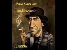 Joaquin Sabina, Disco Extra completo con colaboraciones, 17 Temas,escuch...