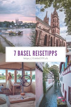 8 beautiful sights in Basel, the beautiful Swiss city on the Rhône . Basel, Travel Around The World, Around The Worlds, Reisen In Europa, Europe Travel Guide, Travel Tips, City Break, Trip Planning, Travel Inspiration