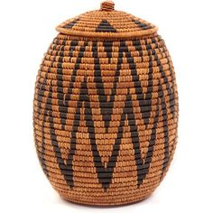 Uniquely Handwoven from Ilala Palm and grass, these baskets are wonderful examples of Zulu basket weaving.  @Carrie Mcknelly Mcknelly Wilson