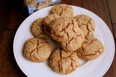 The Healthy Happy Wife: Spice Cookies (Gluten, Dairy and Refined Sugar Free)