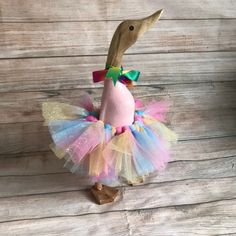 This beautiful wooden duck dressed in a rainbow tutu with a An ideal gift for a Birthday, Mother's Day, New Home Gift or just because you love it 😍 Ready to send in working days. Mason Jar Crafts, Mason Jar Diy, Christmas Decorations, Christmas Ornaments, Holiday Decor, Duck Ornaments, Rainbow Tutu, Duck Duck, New Home Gifts