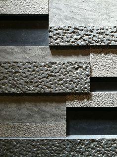 Black Granite   Honed, Bush-Hammered, Big Chiseled, Etched