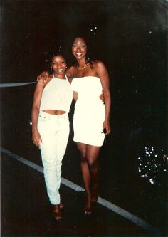 IAmMsPrissy with Kenya Moore at Magic Johnson's Mid-Summer Night Celebrity All-Star Event at the Forum.