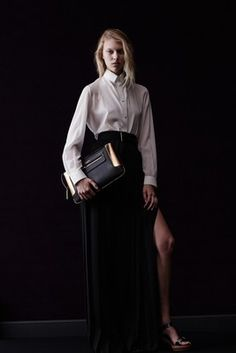 Lanvin Resort 2014 Collection - Discover the glam-filled Lanvin collection for resort 2014 and pick your favorite looks.