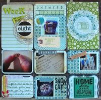 A Project by ladynole35 from our Scrapbooking Gallery originally submitted 02/26/12 at 05:07 PM