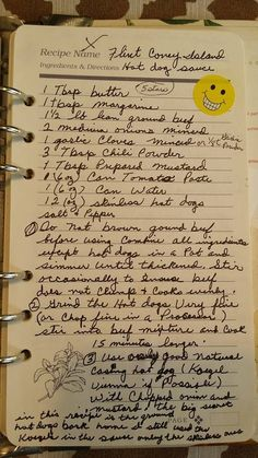 Angelos Coney Island Sauce recipe.. its a Flint, MI tradition #Coney_Dog_Recipe #Best_Recipes #Hotdog_Recipes