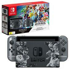 Nintendo Switch Super Smash Bros Ultimate Edition Console Bundle No Game Super Smash Bros Diy Nintendo Smash Bros