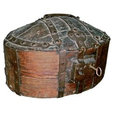 18th Century Swedish Strong Box
