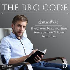 Bro team dating