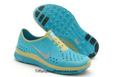 Olympic Nike Free 5.0 Mens Chlorine Blue Yellow