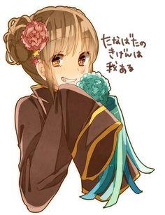 Hetalia - Fem! China My Favourite Nyotalia... She's sooo CUTE!!!