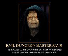 Evil Dungeon Master