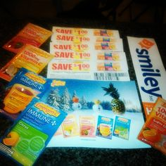 """""""I love @mysmiley360! I received these products complimentary to test and review!"""""""