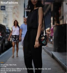 The NosaFashions Magazine - magazine on fashion trends, business of fashion, celebrities, videos, and recommended items