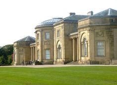 South Front, Heaton Hall, via Flickr.
