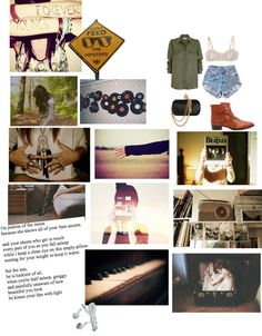 """""""sing a sad song and make it better"""" by live-love-shop ❤ liked on Polyvore"""