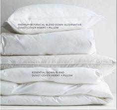 Utility Bed, Bedding Basics, Duvet Sets, Linen Bedding, Duvet Covers, Bed Pillows, Pillow Cases, Textiles, Random