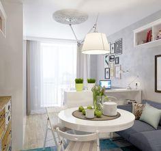 Blanco Interiores: Um encanto de apenas 25m2!