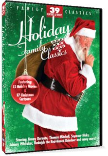Mill Creek Entertainment Christmas DVD Giveaway! - My Silly Little Gang