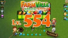 Farmville Harvest Swap - Level 554 - Chapter 30 Kraken Attackin (1080p/6...