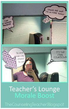 faculty room teacher lounge