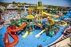 Discount Holidays 2016 / Pre-selected value-for-money hotel offers from Self-catering to all inclusive. Fun Water Parks, Night Sky Photos, Inflatable Water Park, My Little Pony Movie, Creative Kids Rooms, Park Resorts, Park Hotel, Summer Dream, Barbie House