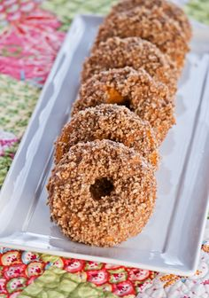 Celebrate National Doughnut Day With These Healthy Recipes