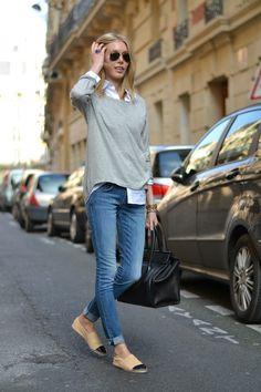 blue jeans pictures | Alpargatas Espadrille Shutz Arezzo Chanel Christian Louboutin ...