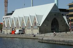 Feskekôrka (Swedish: Fiskkyrkan (normalized[disambiguation needed]), English: Fish church) is an indoor fish market in Gothenburg, Sweden, which got its name from the building's resemblance to a Gothic church