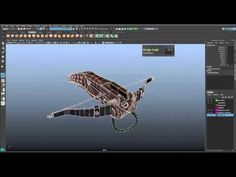 Maya 2016 Extension 2: Technical Modeling Improvements - YouTube