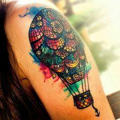 Balão aquarela, Minha preferida!! s2
