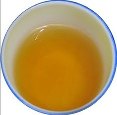 The Sun like appearance got from the liquor of Makaibari Second flush black Darjeeling tea 2013. #Darjeeling #Darjeelingtea