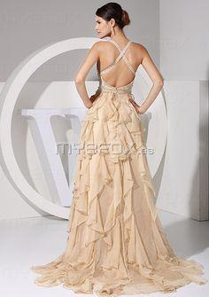 €149.99 Vestido hermoso de noche de Chifón