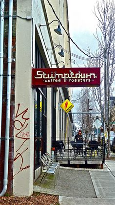 Stumptown Coffee Roasters, Seattle