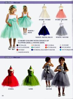 Lovely Short Dress for Weddings or Easter. Beautiful and Fun for your little girl