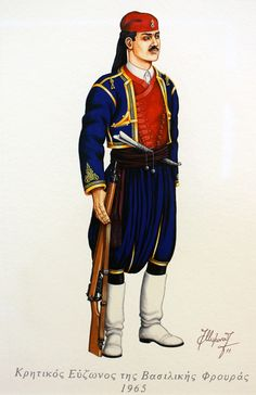Evzones, - pin by Paolo Marzioli Greek History, Modern History, Army Uniform, Military Uniforms, Ancient Greek Costumes, Hellenic Army, Greek Warrior, Military History, Armed Forces