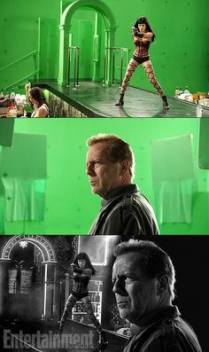 SIN-CITY-2-BTS-03.jpg  a greenscreen set becomes a film noir universe in exclusive Sin City 2 pictures   how long before you have your own green screen?