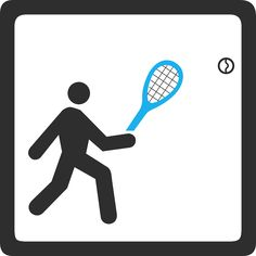 Free Vector Graphic: Sign, Symbol, Sport, Ball, Tennis - Free Image on Pixabay - 43906