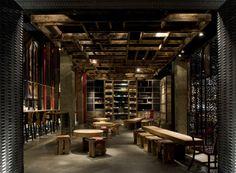 Ame Restaurant by Munge Leung