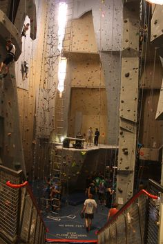 Looking for a new way to stay active? How does a 65-foot indoor rock climbing wall sound? Read all about the newly opened Carabiner's Climbing and Fitness Center in New Bedford on MassFinds!