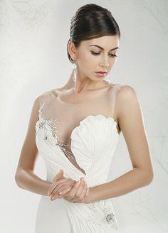Collezione Rugiada: vendita abiti da sposa Roma