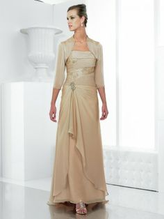 Chiffon Soft Sweetheart A-line Bridesmaid Dress