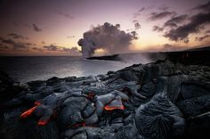 Hawaii: Active Volcanos http://edition.cnn.com/interactive/2014/07/travel/50-states-natural-wonders/?hpt