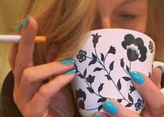 Coffee And Cigarettes, Mugs, Tableware, Kaffee, Dinnerware, Tumblers, Tablewares, Mug, Dishes