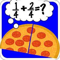 Fraction Math Level 1A – App Review   BridgingApps