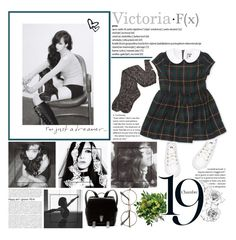 """""""Victoria - F(x) --- mini update ---"""" by julia-ngo ❤ liked on Polyvore featuring UGG and Proenza Schouler"""