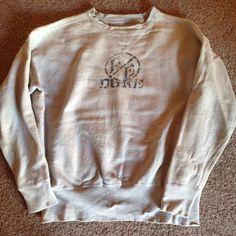 1940'S Double V Sweat Shirt Duke University PE Size L Good Condition @berberjin2 #Padgram