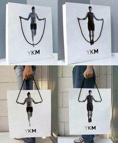 "Cute ""optical illusion"" bags - TristanCafe"