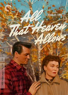 Rent All That Heaven Allows starring Jane Wyman and Rock Hudson on DVD and Blu-ray. Get unlimited DVD Movies & TV Shows delivered to your door with no late fees, ever. One month free trial! All That Heaven Allows, Jane Wyman, The Criterion Collection, Agnes Moorehead, 1080p, Rock Hudson, Thing 1, Romance, Great Films